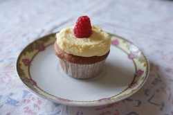 Recette sans gluten de cupcake à la vanille