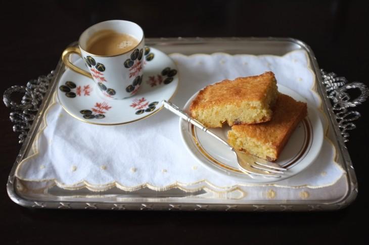 Recette sans gluten du gâteau «Pain de Gênes»