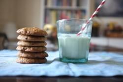 Recette de cookies sans gluten aux pépites de chocolat et noix de pécan