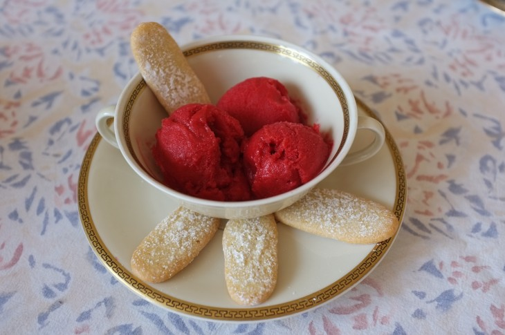 Recette sans gluten de biscuits « langue de chat »
