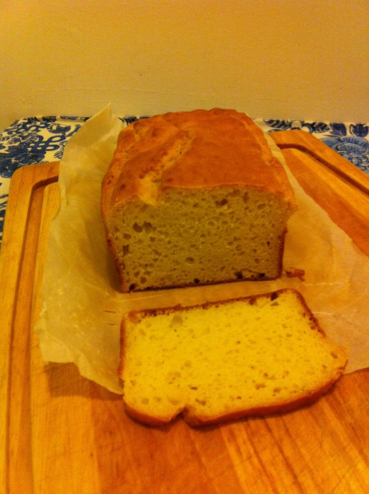 Recette du pain au lait sans gluten