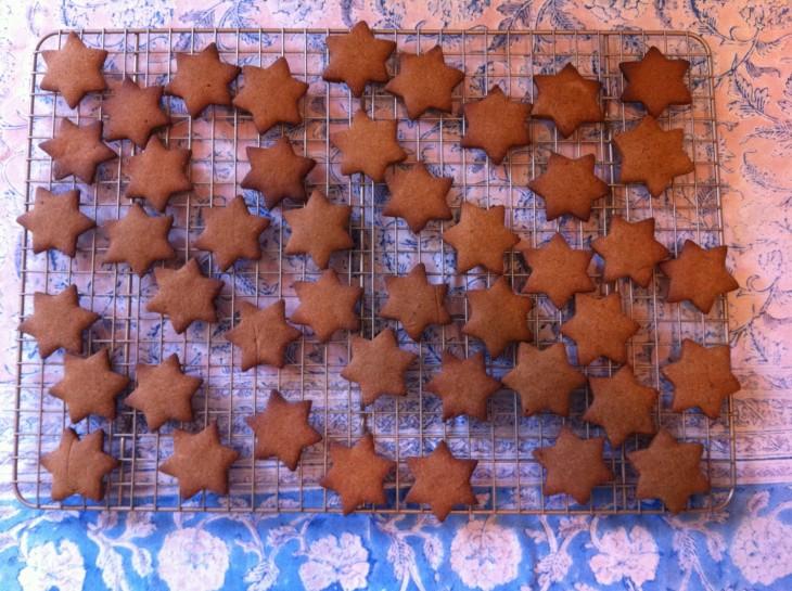 Recette de cookies sans gluten au pain d'épices