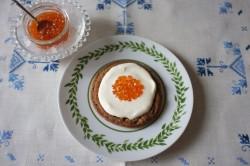 recette sans gluten de blinis