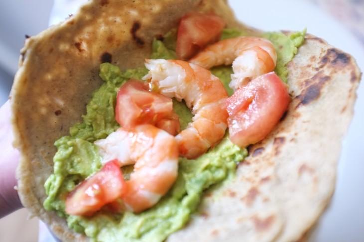 recette sans gluten de tortilla pour Tacos