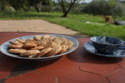 Recette sans gluten de macaron «Amaretti»