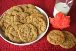 Recette sans gluten de cookies au sirop d'érable