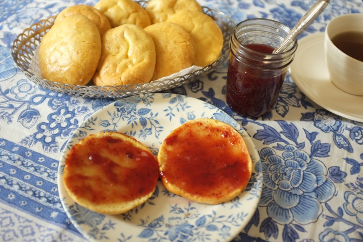 recette sans gluten de pain pour petit déjeuner