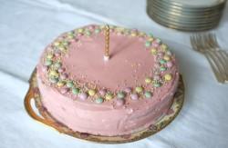 recette sans gluten de mon gâteau d'anniversaire