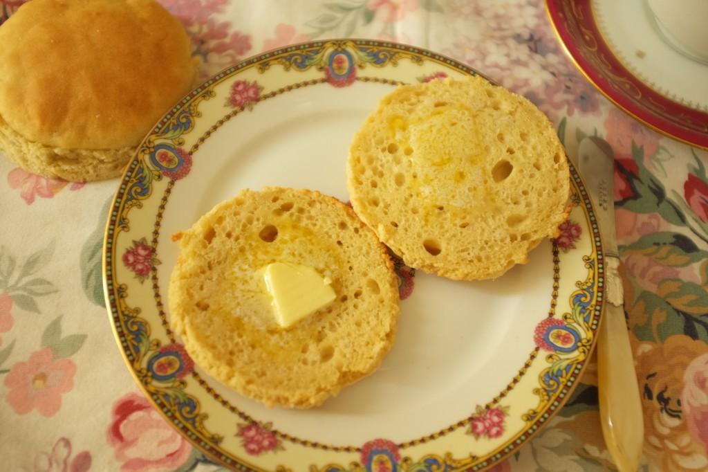 Les muffins anglais