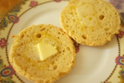 recette sans gluten de muffins anglais