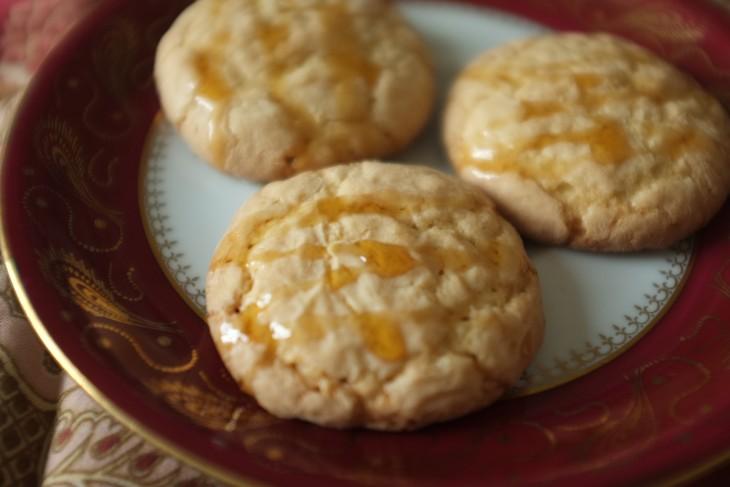 recette sans gluten de biscuit au sirop d'érable