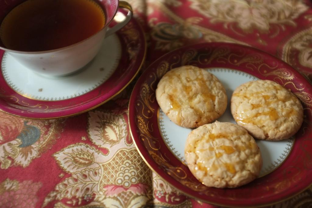 Les biscuits au sirop d'érable
