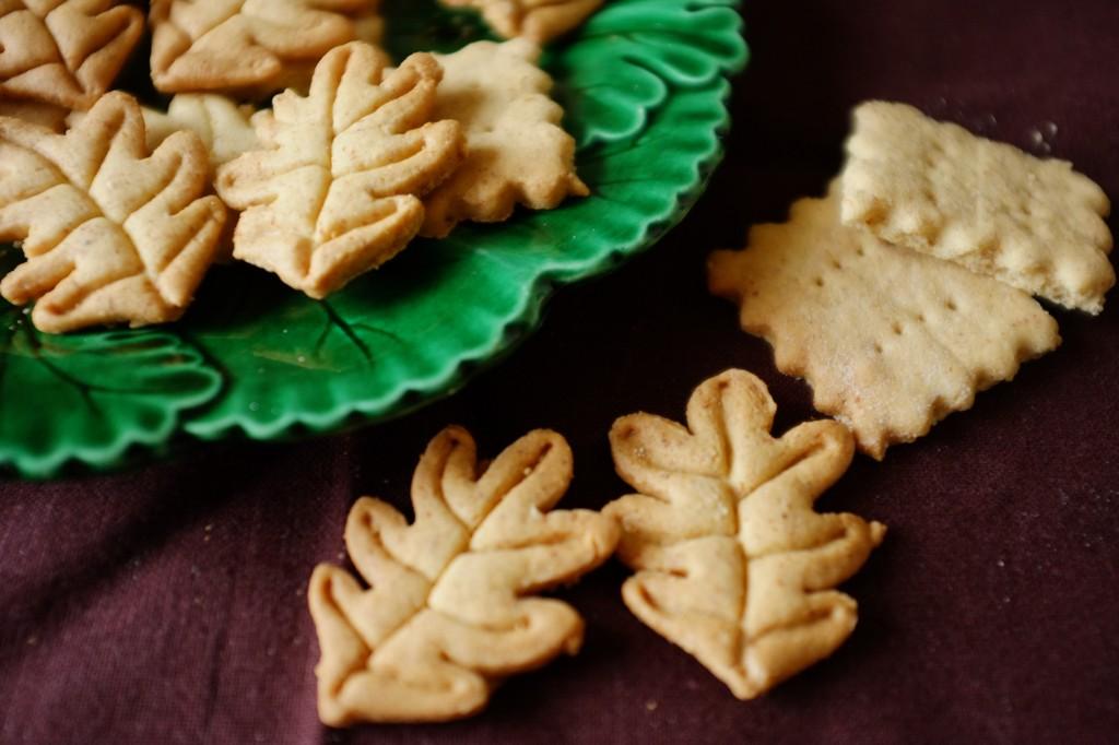 Les biscuits sans gluten à la noisette