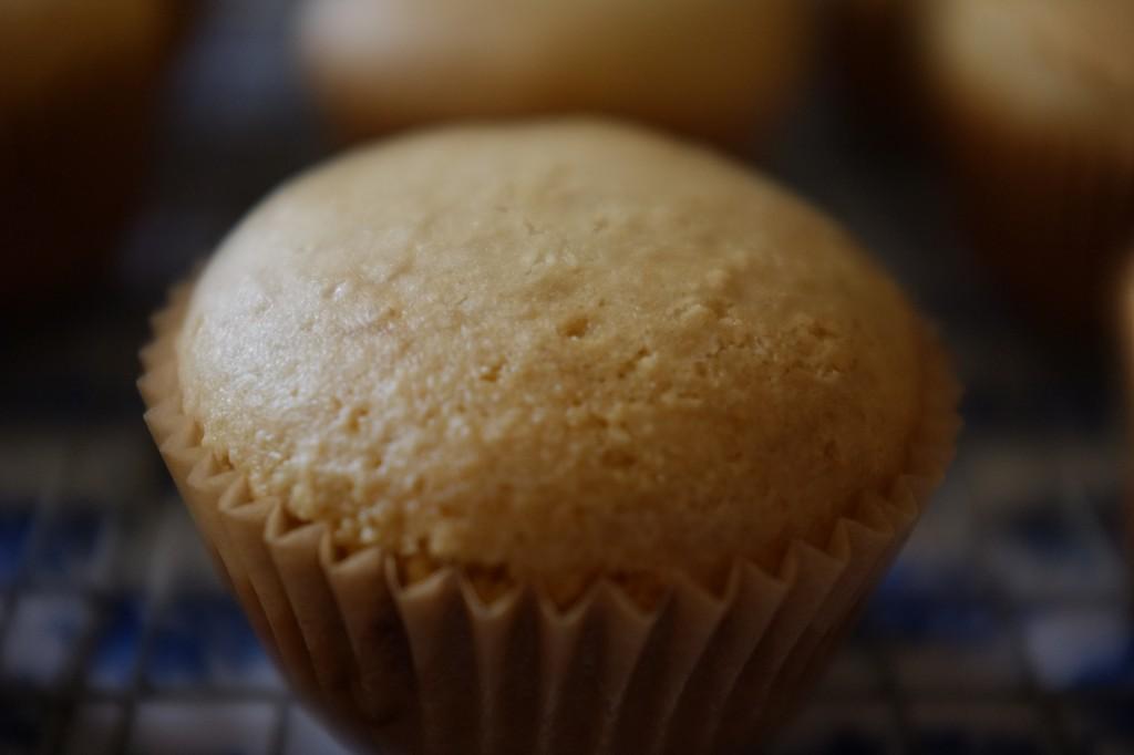 """Un parfait muffin sans gluten à la pâte à tartiner """"noisette"""""""