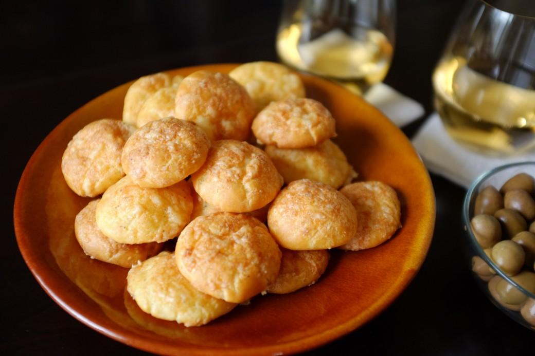 recette sans gluten de gougère au fromage