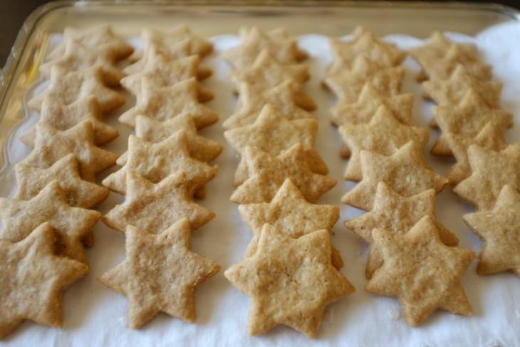 recette sans gluten de biscuits Spéculos