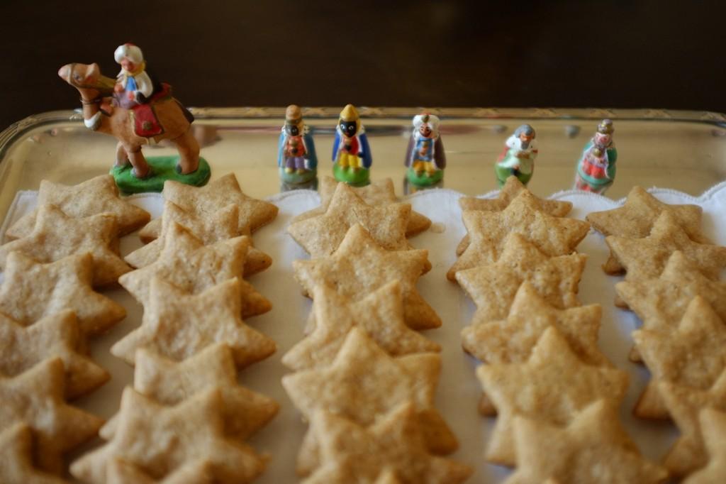 Les Rois mages accompagnent les étoiles...
