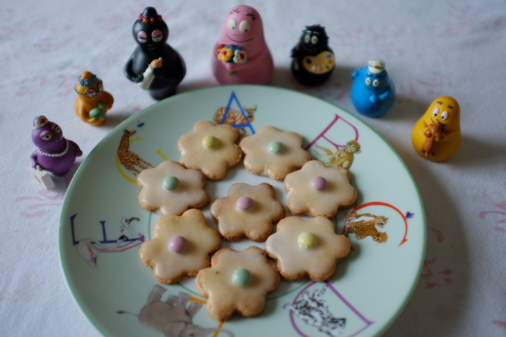 recette sans gluten de biscuit «marguerite»