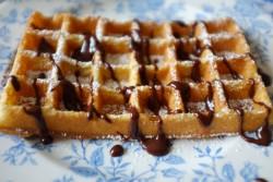 recette sans gluten de gaufre «Belge»