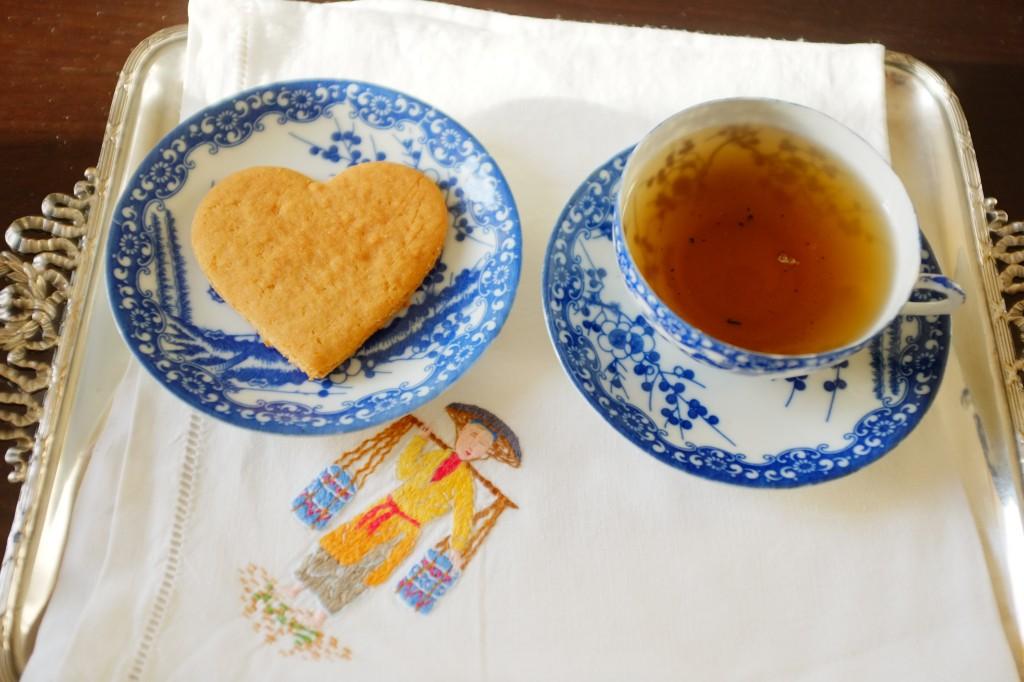 Le biscuit sans gluten à la farine de coco