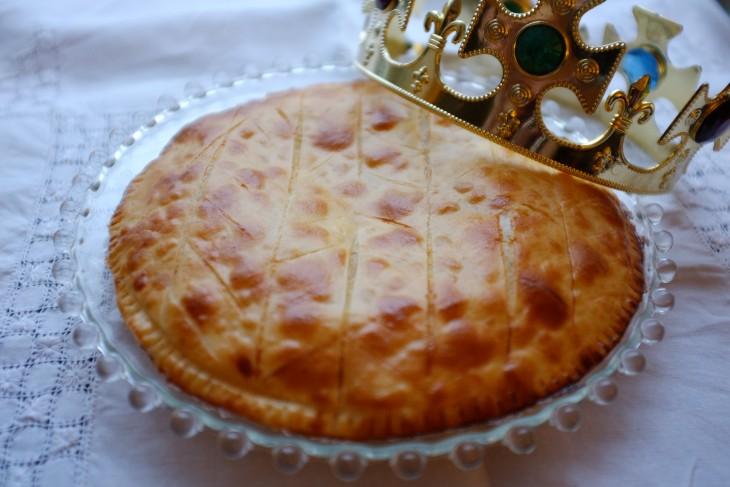 recette sans gluten de galette des Rois