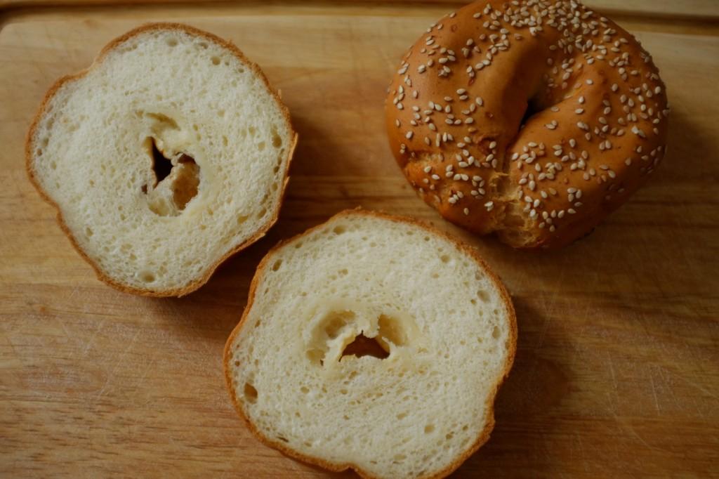 Ces bagels sans gluten sont aussi moelleux que les traditionnels bagels de New York
