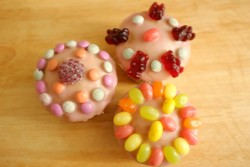 Recette sans gluten de cupcake vanille pour Nine