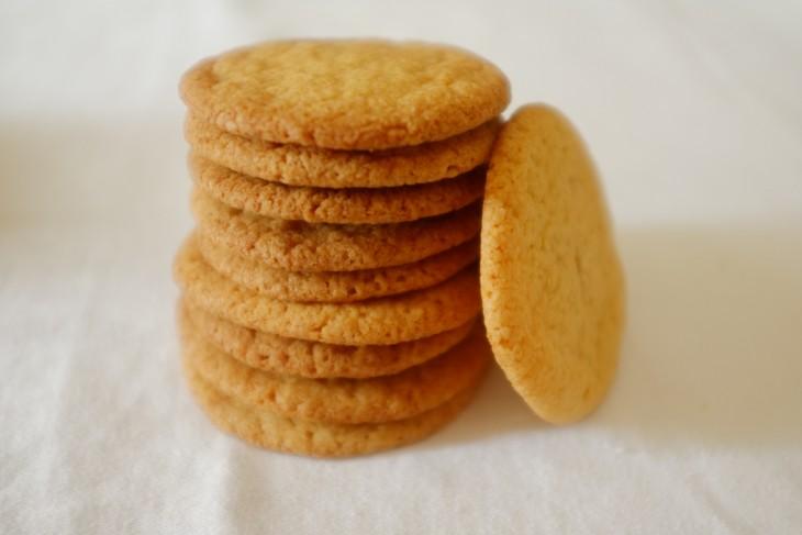 recette sans gluten de cookie à la noix de coco