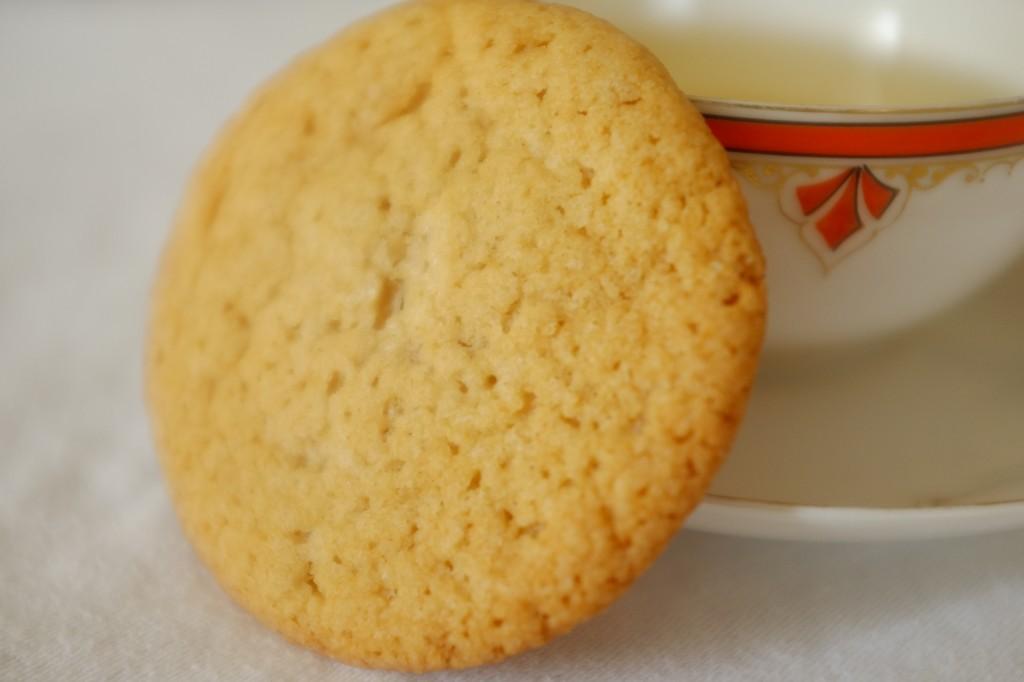 Le cookie sans gluten à la de noix de coco, inspiré du régime Paléo