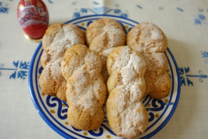 recette sans gluten de biscuit Koulourakia pour les Pâques Grecques