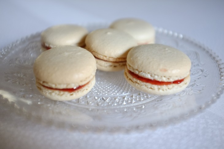 Recette sans gluten des macarons de Delphine