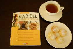 Livre «Ma bible de l'alimentation sans gluten» de Carole Garnier