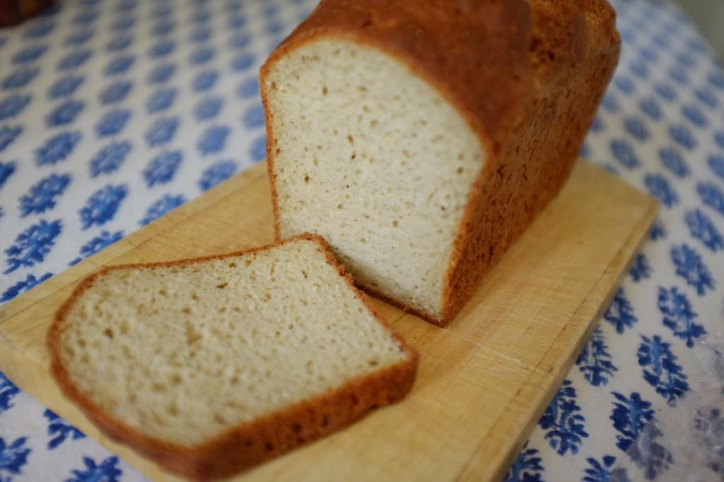 Le délicieux pain de Noglu.