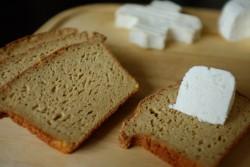 recette sans gluten de pain du quotidien