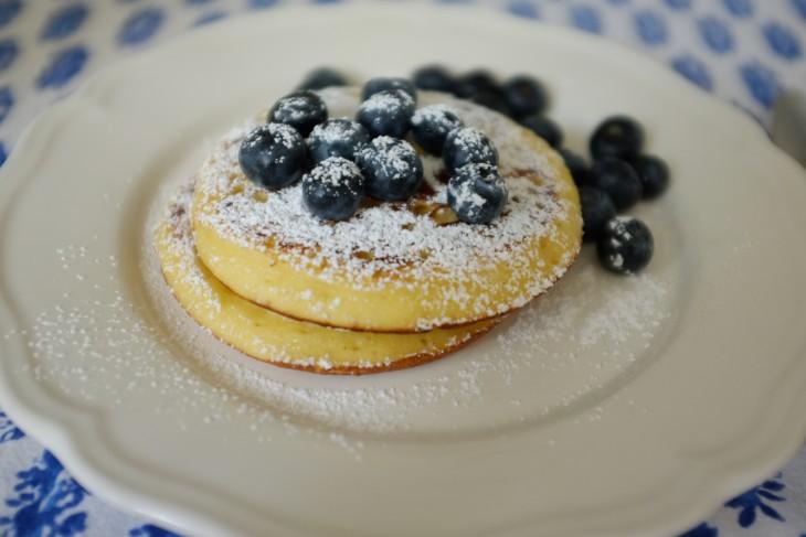 recette sans gluten de pancake express