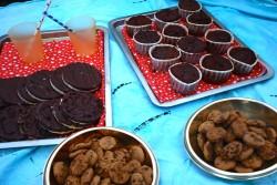 pique-nique test des produits Markal sans gluten