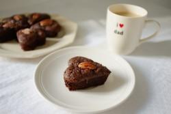 recette sans gluten de brownie aux noix de pécan