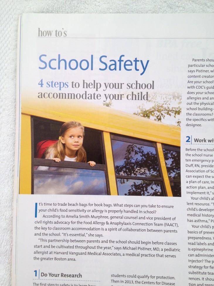 Sécurité des enfants sans gluten: conseils pour la rentrée scolaire