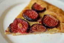 recette sans gluten de tarte aux figues fraiches