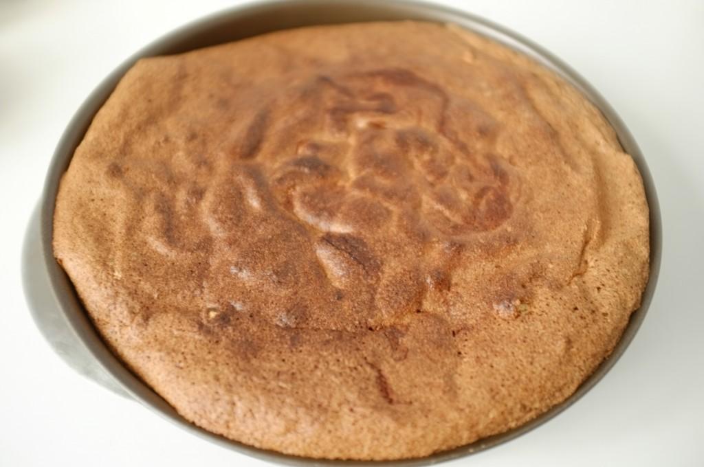 Le gâteau au chocolat sans gluten de Charlotte