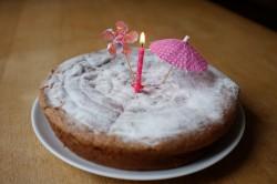 recette sans gluten du gâteau au chocolat de Charlotte