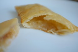 recette sans gluten de chaussons aux pommes