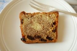 recette sans gluten de cake raisin et cannelle