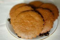 recette sans gluten de biscuit orange-cannelle