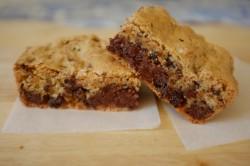 recette sans gluten de gâteau au raisin et éclat de chocolat