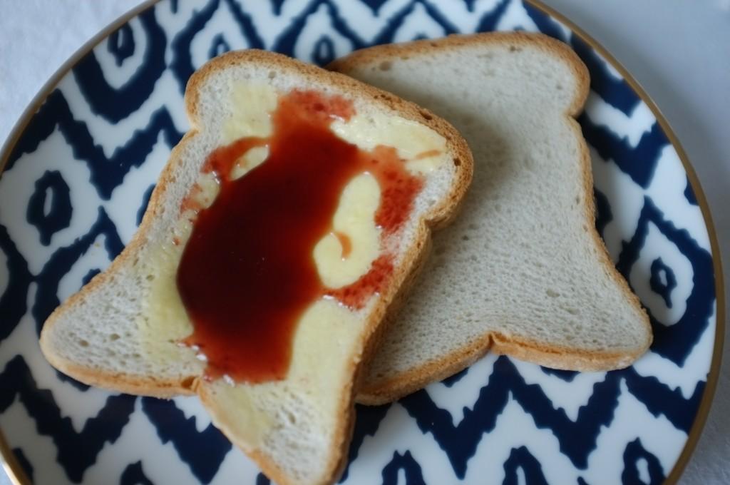 Le pain de mie tranché Genius peu même se déguster sans êstre grillé