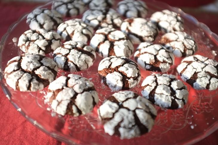 recette sans gluten de cookies des neiges