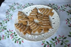 recette sans gluten de biscuit sapin aux épices