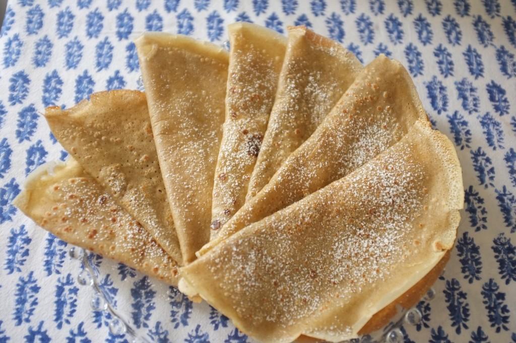 Clem sans gluten - Recette crepe fine et legere ...