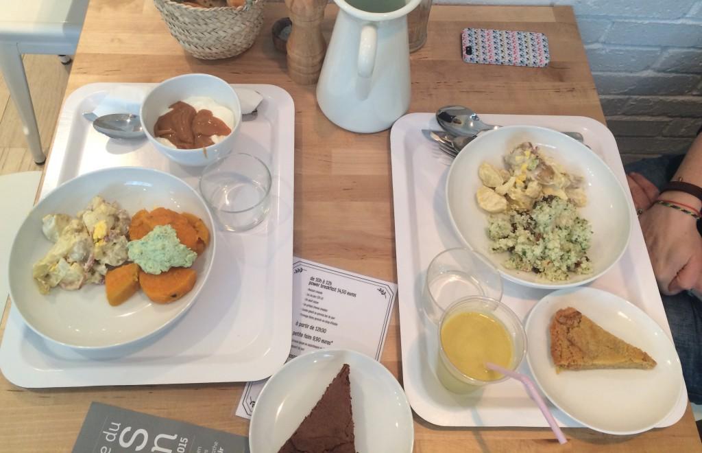 Notre table de gourmandes sans gluten
